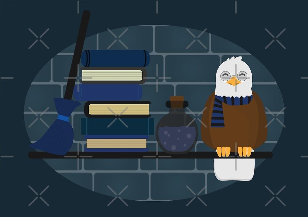 House Shelf - Eagle by HMDigitalDesign