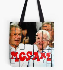 McSame - McCain Tote Bag