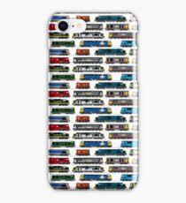 Diesel Locomotive Print iPhone Case/Skin