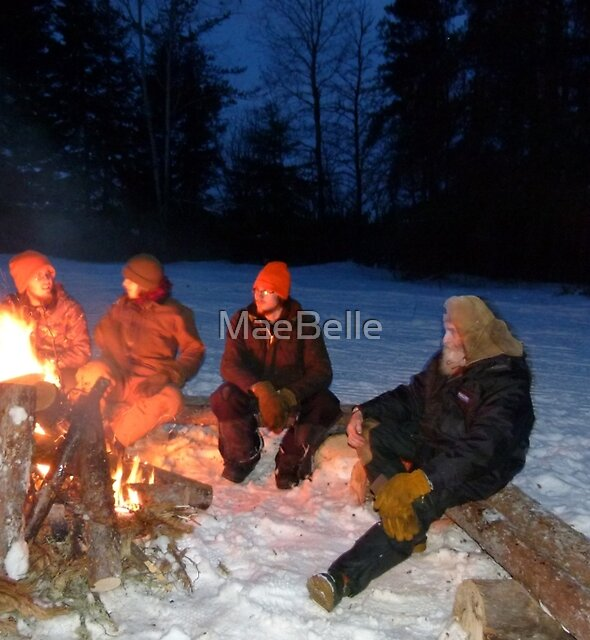 AH...The Joys Of Outdoor Living by MaeBelle
