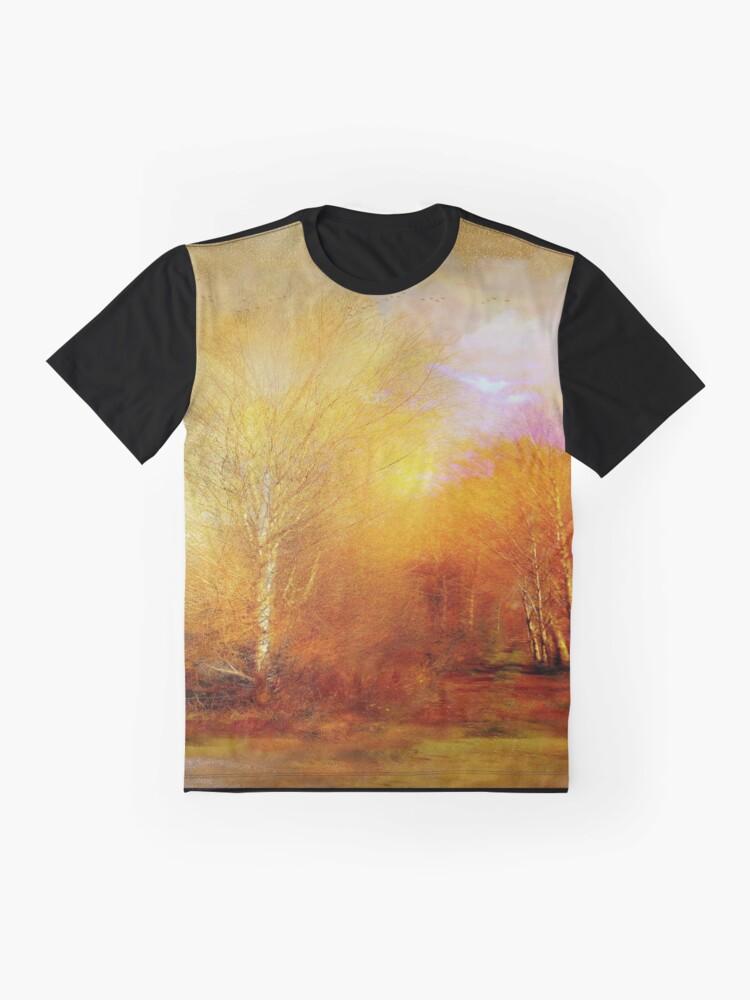 Alternate view of Russet Lane  Graphic T-Shirt