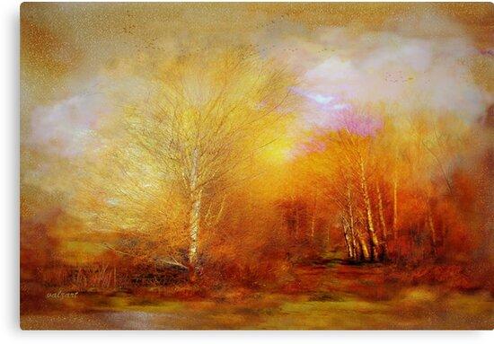 Russet Lane  by Valerie Anne Kelly