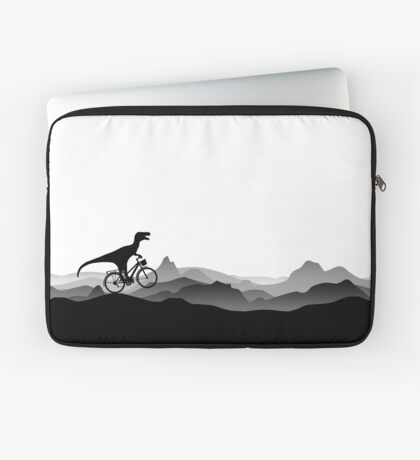 BICYCLE DINO - Dino Collection Laptop Sleeve
