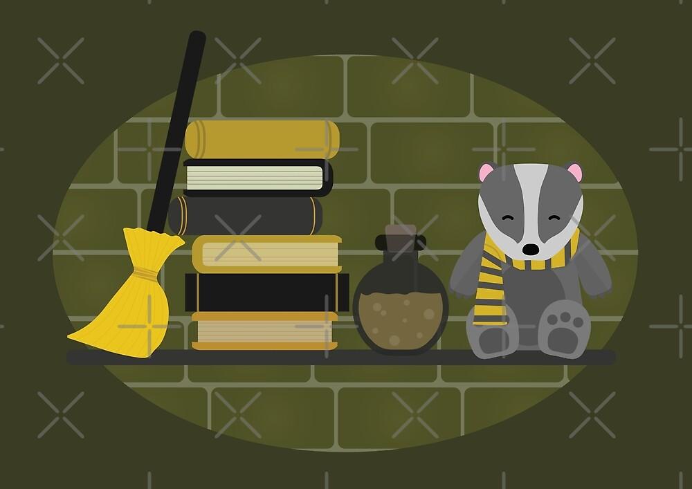 House Shelf - Badger by HMDigitalDesign