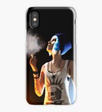 Chloe Price - Smokin' Death - Life is Strange iPhone Case/Skin