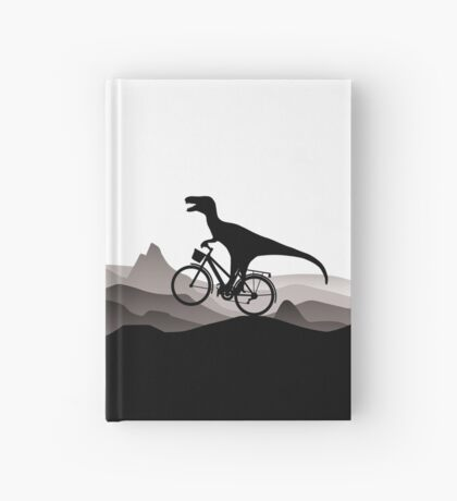 BICYCLE DINO - Dino Collection Hardcover Journal