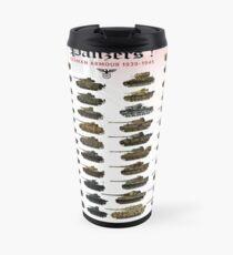 Panzers ! Travel Mug