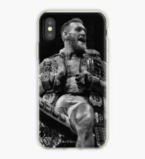 CHAMP CHAMP / B&W VERSION iPhone Case