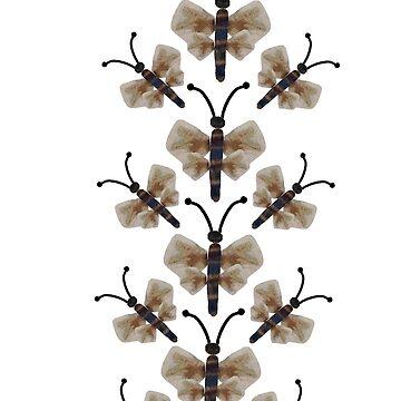 Butterfly Fountain by trudywinn