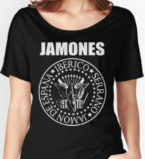 Buenos Jamones Women's Relaxed Fit T-Shirt