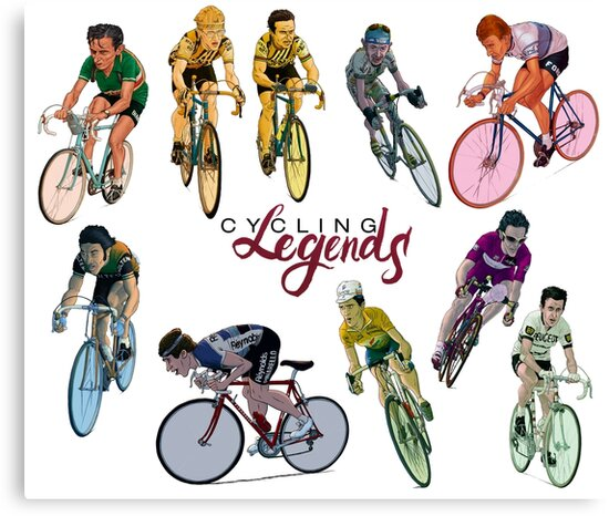 Cycling Legends pattern by cycling-legends