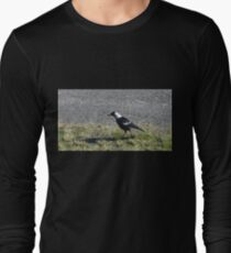 Myall Magpie Long Sleeve T-Shirt