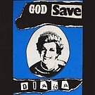 God save Diana by Adarve  Photocollage