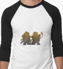 Potatoes Inspired Silhouette T-Shirt