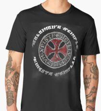 Templar Symbol Seal Code T-Shirt  Men's Premium T-Shirt