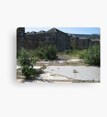 Absence of Place Canvas Print