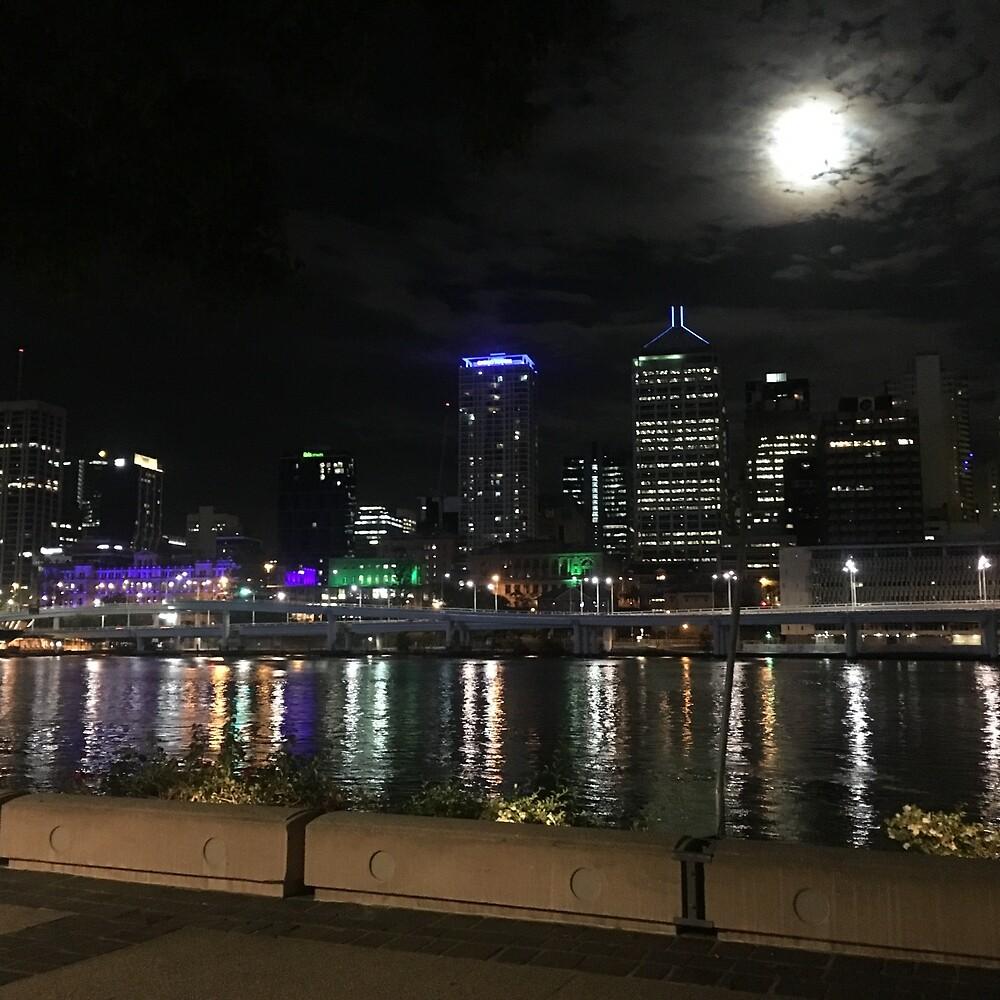 Brisbane by ellemmc