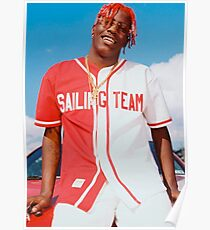 Lil Yachty - All In - Sailing Team Poster