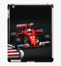 Sebastian Vettel - Ferrari iPad Case/Skin