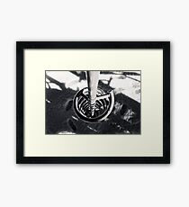 Playground Equipment Framed Print