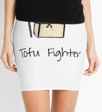 Funny Tofu T-Shirt for Tofu Lovers and Vegans - Master Tofu Minirock