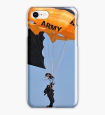 POW MIA Golden Knight iPhone Case/Skin