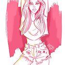 Instagram Girl by MissChatZ
