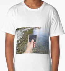 Adventure time concept Long T-Shirt