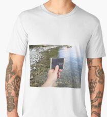Adventure time concept Men's Premium T-Shirt