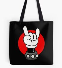 METAL - ROCKER - MOUSE Tote Bag