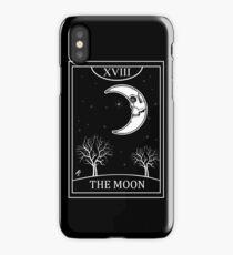 The Moon Tarot iPhone Case