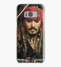 Johnny Depp Samsung Galaxy Case/Skin