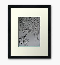 Money Money Money Framed Print