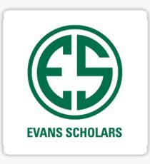 Evans Scholar Sticker Sticker