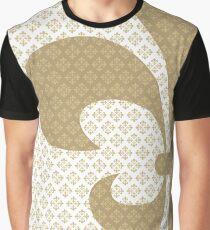 Fleur de Lis Graphic T-Shirt