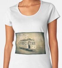 The Last Tram Women's Premium T-Shirt