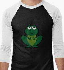 Pixel Art Green Frog Friend Collection T-Shirt