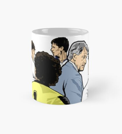 Portrait Of An Icon - Bobby Robson Mug