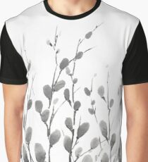 Gentle promise sumi-e painting Graphic T-Shirt