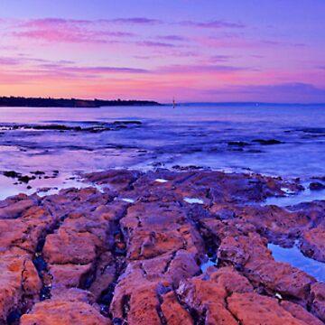 Bayside Dawn by SamSneddon