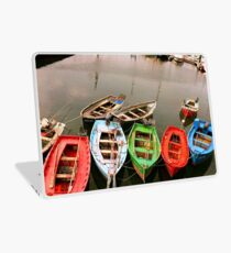 Colours in the Harbour Laptop Skin