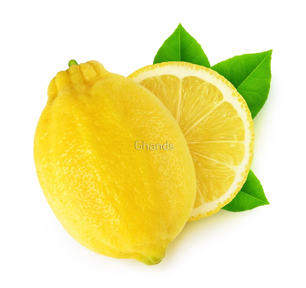 Cut lemon by 6hands