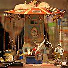 Christmas Musical Box by Christine Till  @    CT-Graphics