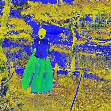 Hanbok by Eliana van de Craats - LimaArt67 by LimaArt67