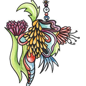 alien flora by hdconnelly