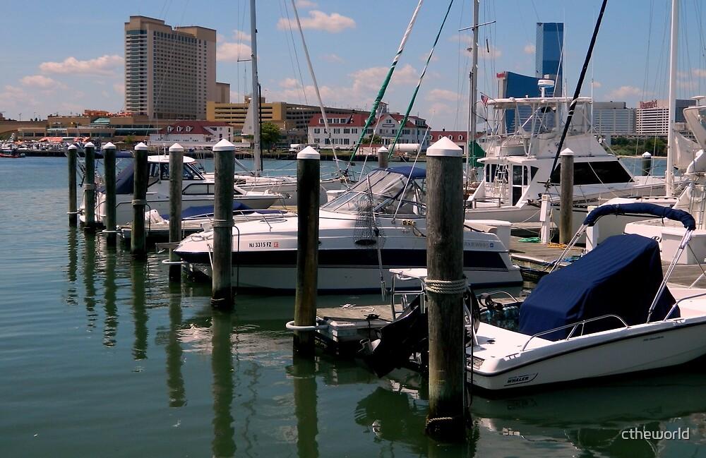 Jersey Pier by ctheworld