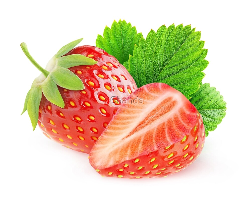 Strawberry fruits by 6hands