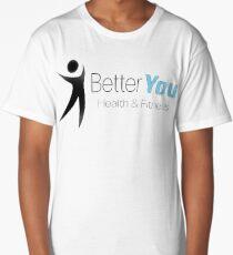 BetterYou Health & Fitness Gear Long T-Shirt