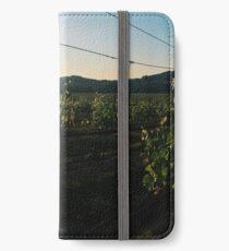 Vineyard iPhone Wallet/Case/Skin
