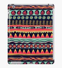 Skandinavisches Muster iPad-Hülle & Klebefolie